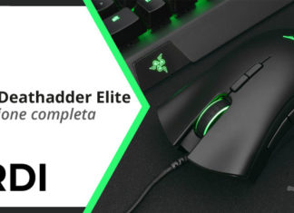 Razer Deathadder Elite: mouse da gaming - Recensione completa