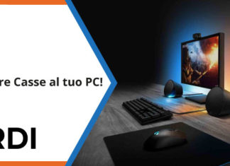 Come collegare le casse al PC