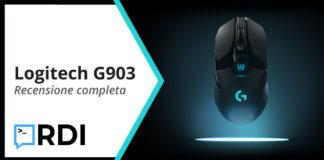 logitech g903 recensione