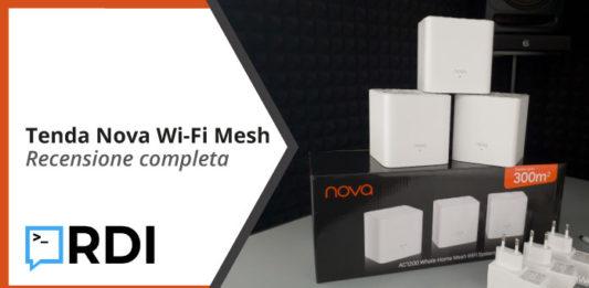 Tenda Nova Mesh Wi-Fi MW3 - Recensione completa