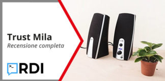 Trust Mila: set altoparlanti 2.0 - Recensione completa