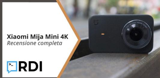 Xiaomi Mijia Mini 4K – Recensione completa