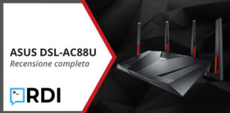 ASUS DSL-AC88U recensione