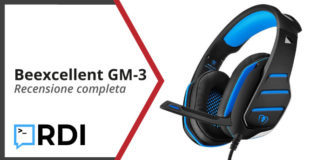 Beexcellent GM-3 - Recensione completa