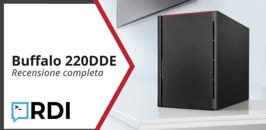 Buffalo LinkStation 220DE - Recensione completa