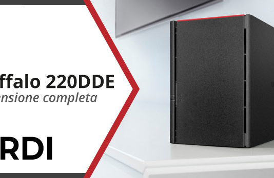 Buffalo LinkStation 220DE - Recensione completa