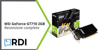 MSI GeForce GT710 2GD3H LP