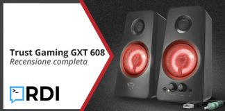 Trust Gaming GXT 608 - Recensione completa