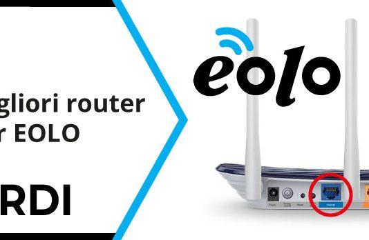 migliori router eolo