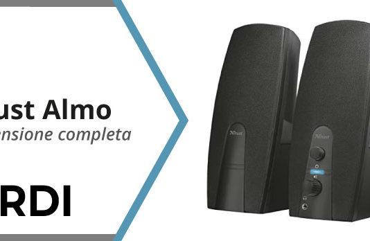 Trust Almo: set altoparlanti 2.0 - Recensione completa