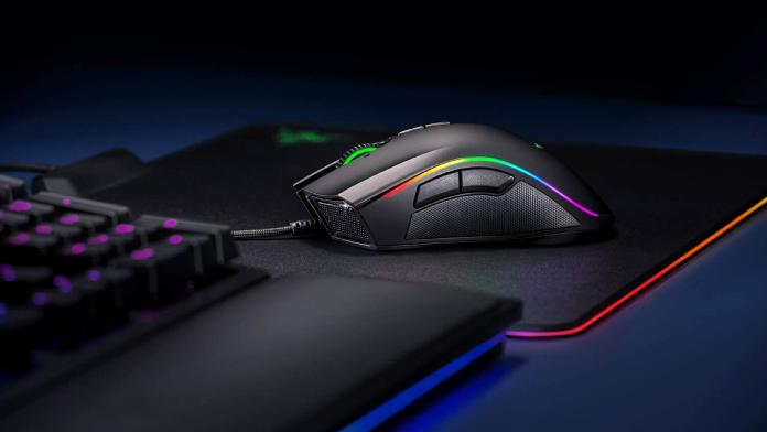 funzionalità mouse