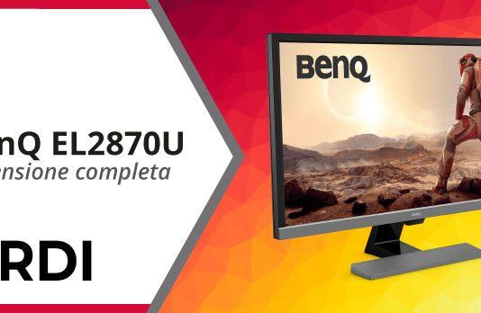 BenQ EL2870U recensione