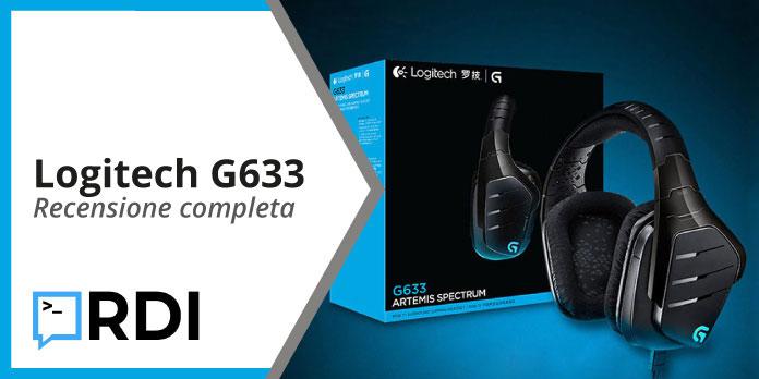 Logitech G633: Recensione completa