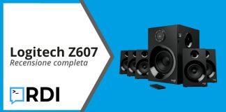 Logitech Z607 recensione