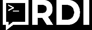 Logo bianco Roba da Informatici