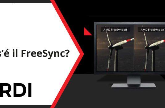 Cos'è il FreeSync?