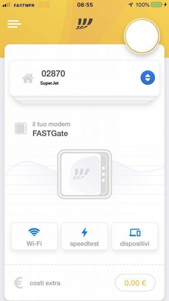 fastweb myfastweb app