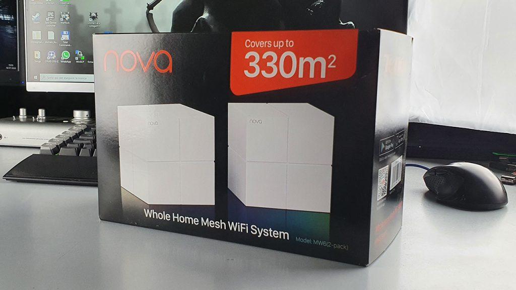 Tenda Nova MW6 recensione