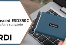 Transcend ESD350C - Recensione completa