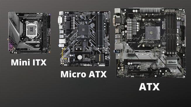 Scheda madrea ATX - Mini-ATX - Micro ATX