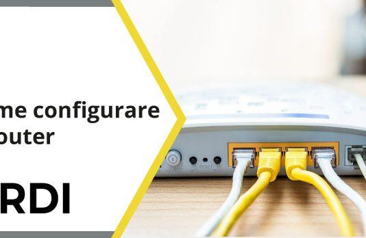 Come configurare il router