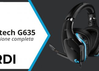 Logitech G635 - Recensione completa