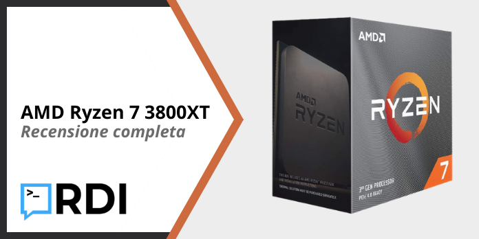 AMD Ryzen 7 3800XT - Recensione completa