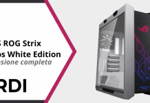 ASUS ROG Strix Helios White Edition - Recensione completa