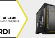 ASUS TUF-GT501 - Recensione completa