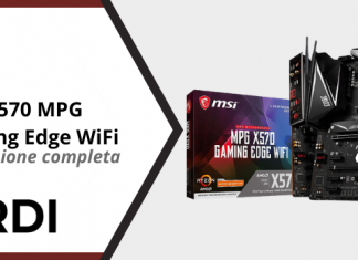 MSI X570 MPG Gaming Edge WiFi - Recensione completa