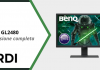 BenQ GL2480 - Recensione completa