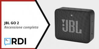 JBL GO 2 - Recensione completa