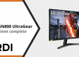 LG 27GN800 UltraGear - Recensione completa