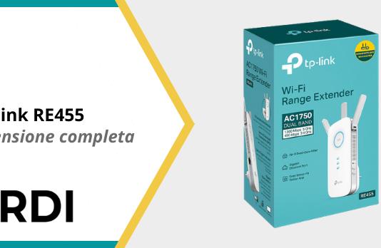 TP-Link RE455 - Recensione completa