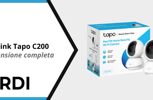 TP-Link Tapo C200 - Recensione completa