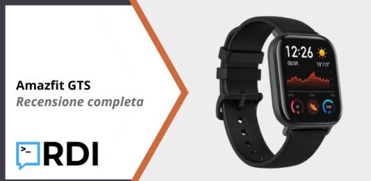 Amazfit GTS Smartwatch - Recensione completa