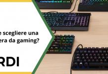 Come scegliere una tastiera da gaming