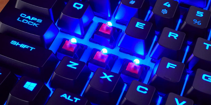 Switch meccanici tastiera da gaming