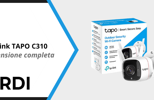 TP-Link TAPO C310 - Recensione completa