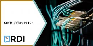 Cos'è la fibra FTTC?