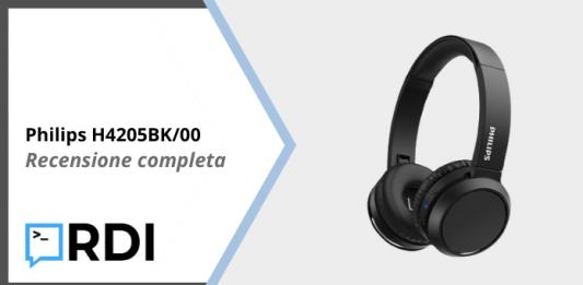 Philips H4205BK/00 - Recensione completa