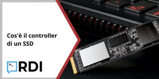Cos'è il controller di un SSD?
